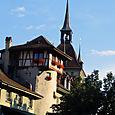 Clocher de Bern, Suisse